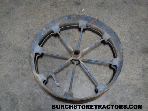 Ford 309 Planter Back Press Wheel, F126597