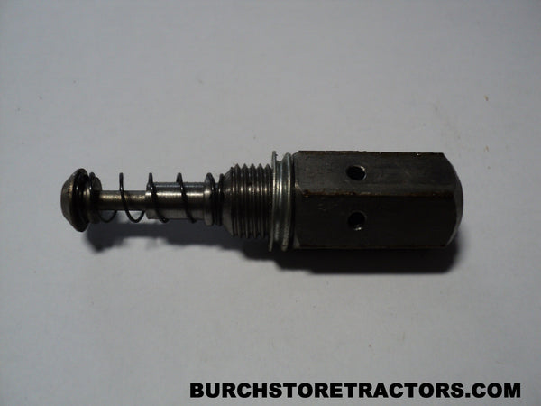 Hydraulic Relief  Valve for Ford 8N Tractors,  8N638