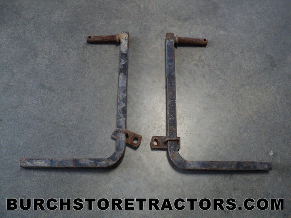 IH 274 Offset Tractor Cultivator Bars