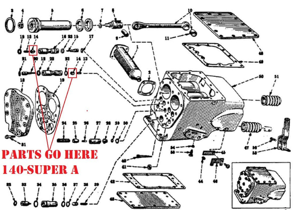 [DIAGRAM] Super A Farmall Hydraulic Diagram FULL Version