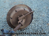 Farmall 300 Tractor 2pt Hitch Disc Plow