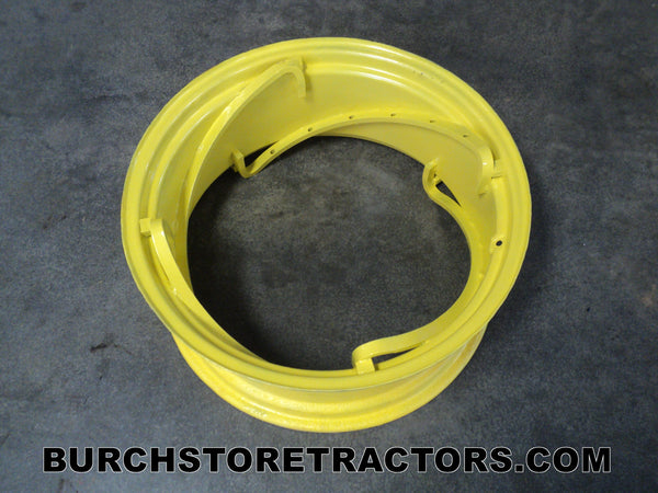 Original Power Adjust Spin Out Rear Wheel Rim for John Deere