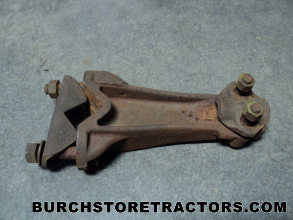 John Deere 40 Tractor Rear Toolbar Clamp