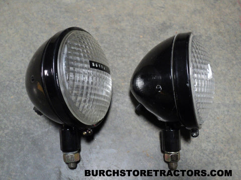John Deere 420 Tractor Front Head Lights