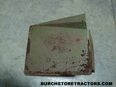 John Deere M Tractor Battery Side Panel