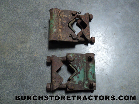 John Deere Tractor Rear Cultivator Toolbar Mounts
