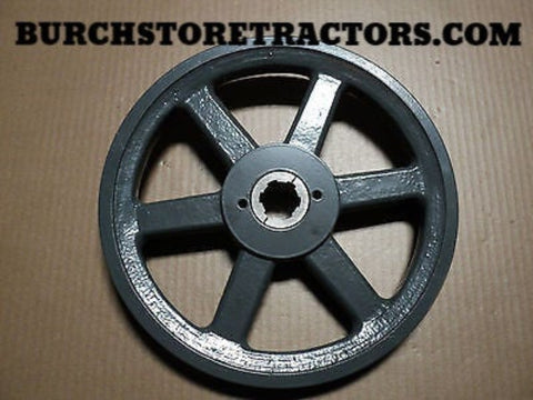 Belly Mower Pulley for Farmall Tractor Belt Drive