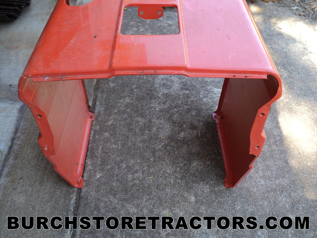 Kubota Grill Parts : New old stock grill housing for kubota m su tractors