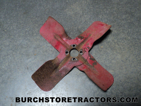 Massey Harris Pacer Tractor Fan
