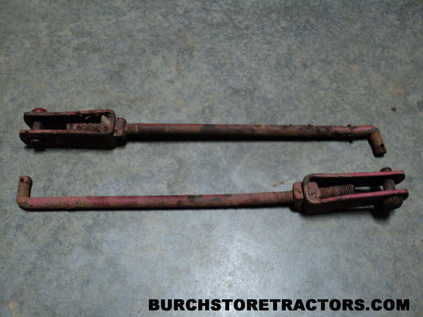 Massey Harris Pony Tractor Brake Rods