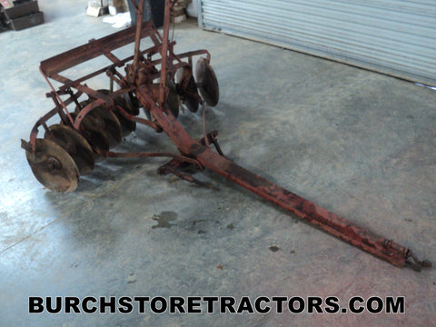 Massey Harris Pony Disc Harrow