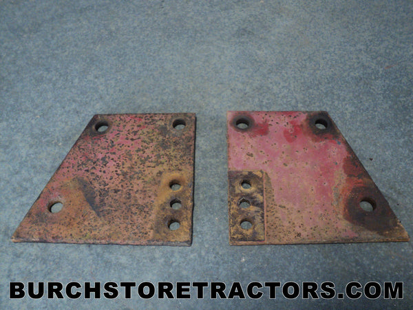 Massey Harris Pony Tractor Drawbar Mounts