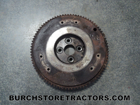 Massey Harris Pony Tractor Flywheel