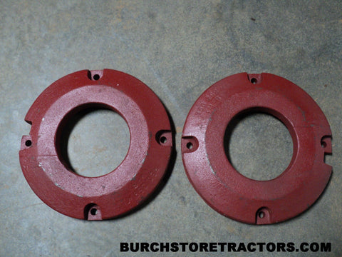 Allis Chalmers B Tractor Front Wheel Weights
