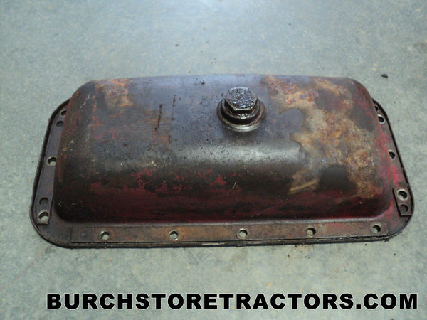 Massey Harris Pony Tractor Oil Pan