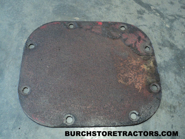 Massey Harris Pony Tractor Transmission Housing Cover Plate