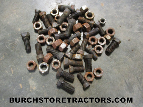 Plow Parts, NEW, USED and NEW OLD STOCK – Burch Store Tractors