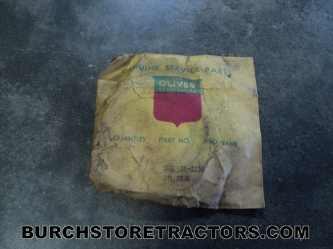 New Old Stock Oliver Tractor Oil Seal
