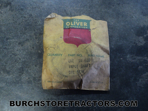 new old stock oliver oil seal