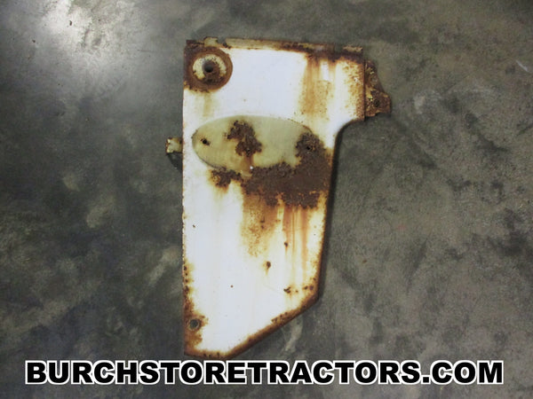 Left Radiator Side Panel for a International 240 Tractors