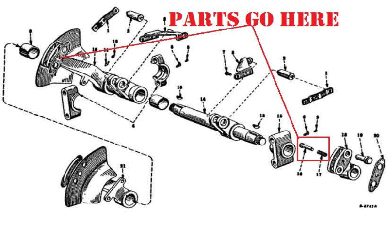 Farmall 140 Parts Diagram Electrical Wiring Diagram House