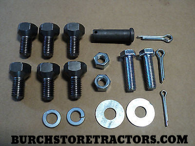 Farmall Cub Tractor Drawbar Mounting Kit