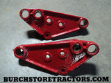 520124R2 and 520125R2 hitch mounts Cub Tractor