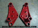 1 Point Hitch - Fast Hitch Mounts Farmall Cub tractor