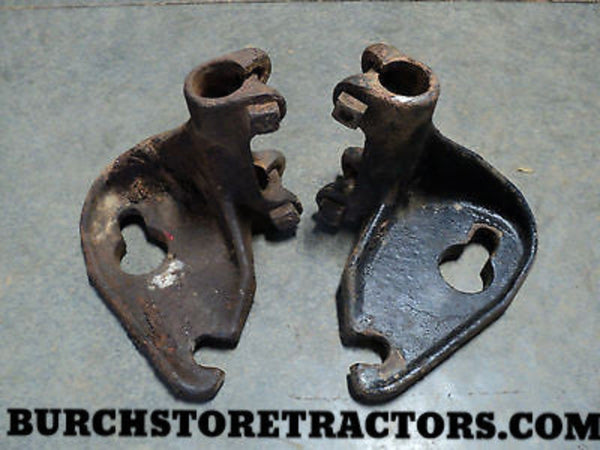 Back Cultivator Mounts Farmall