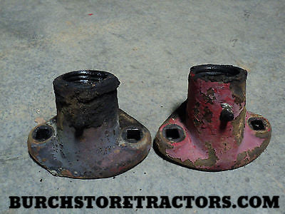 Fast Hitch Rockshaft Connectors Farmall