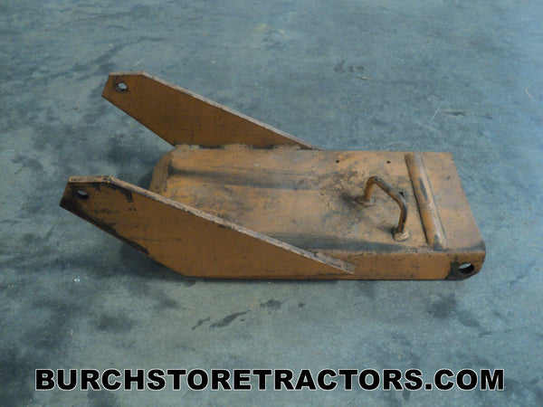 Woods Mower Category 2 Center Pull Arms