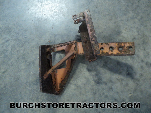 woods mower left mounting bracket
