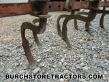 AC G tractor cultivator attachment