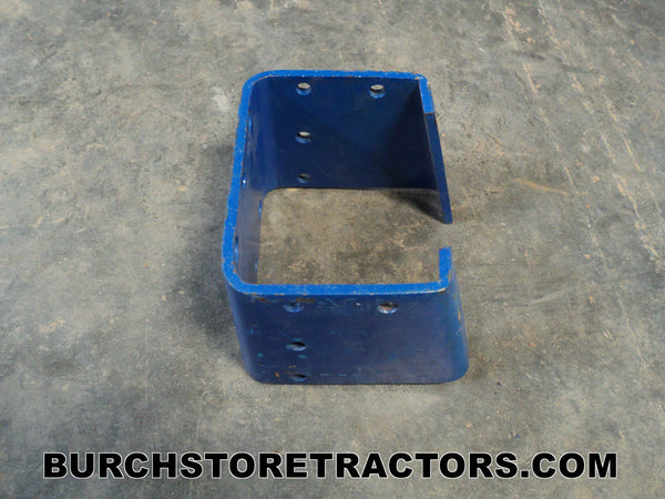 cole 12mx planter hitch attaching bracket