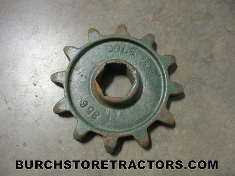 new old stock cole planter drive gear