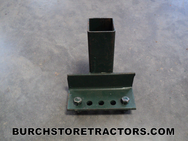 cole planter hitch support