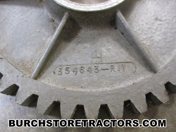 farmall super a tractor Transmission Oiler Gear