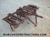 farmall 130 tractor one point fast hitch tillage tool