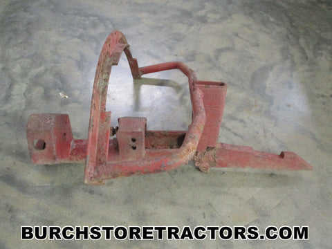 farmall 140 tractor 1 point fast hitch hillside
