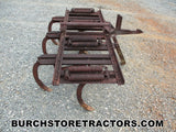 farmall 140 tractor 1 point fast hitch tillage tool