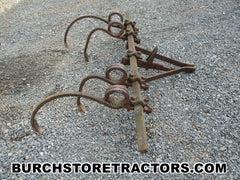 farmall 140 tractor 1 point hitch tillage tool