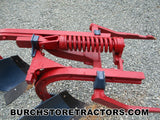 farmall 200 tractor 2 point hitch turning plow