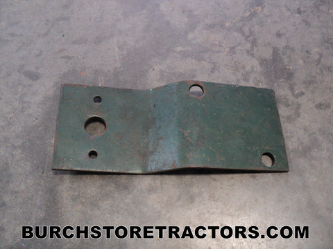 farmall 140 tractor cole fertilizer attachment plate
