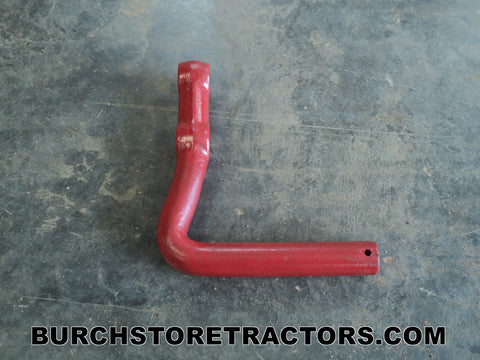 farmall 140 tractor back cultivator tool bar extension