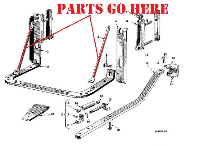 farmall cultivator parts diagram  farmall  get free image