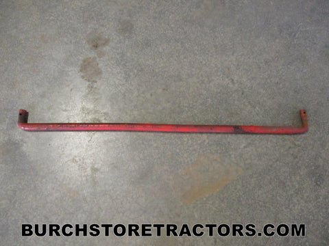 farmall a tractor hand lift rod for push blade