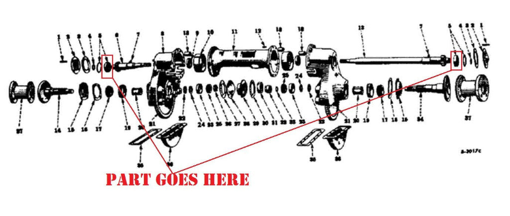 farmall_cub_tractor_final_drive_upper_differential_shaft_bearing_1024x1024?v\=1439762476 farmall cub tractor wiring diagram farmall cub magneto wiring farmall cub wiring schematic at edmiracle.co