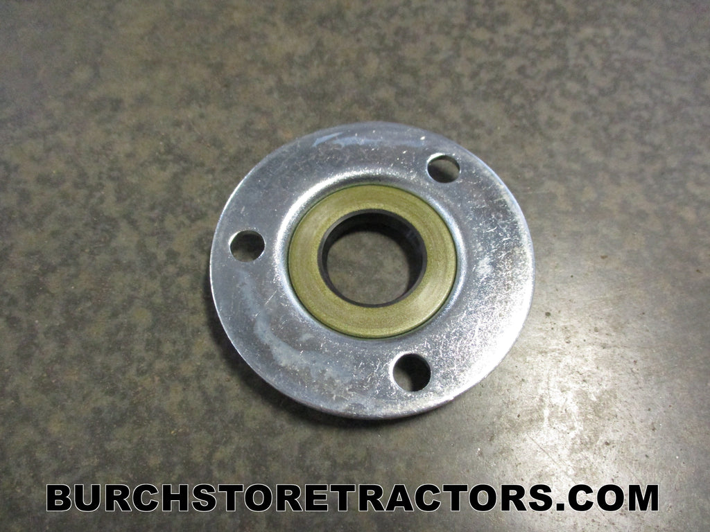 New Transmission Input Shaft Seal with Plate and Gasket for