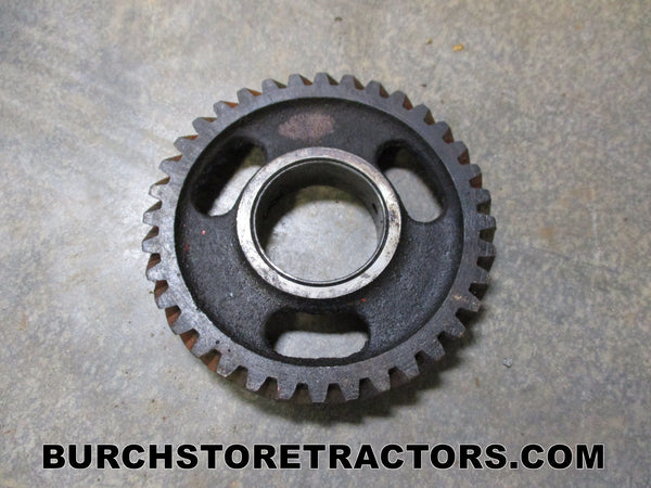 farmall cub tractor timing gear