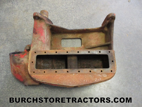 farmall cub tractor radiator housing